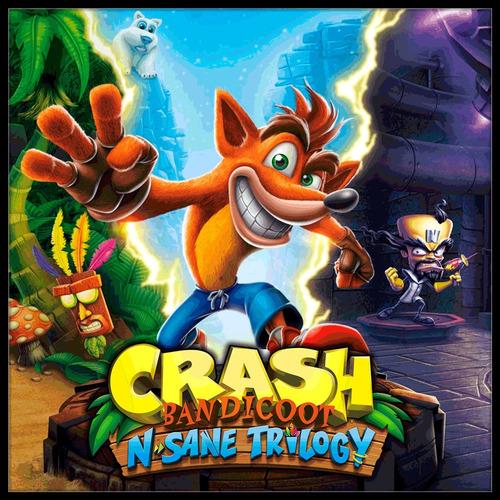 crash bandicoot n. sane trilogy no steam version pc digital