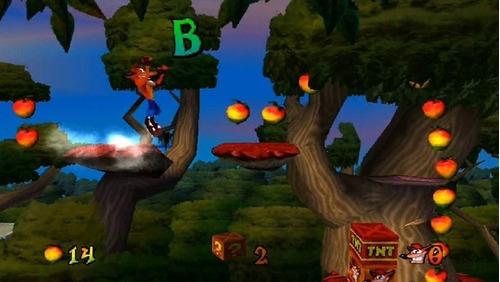 crash bandicoot ps1 juego