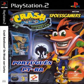 Crash Bandicoot Ps2 The Wrath Of Cortex Português Patch