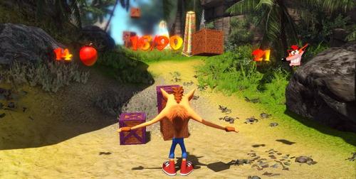crash bandicoot ps3 4 juegos completos digital en español!