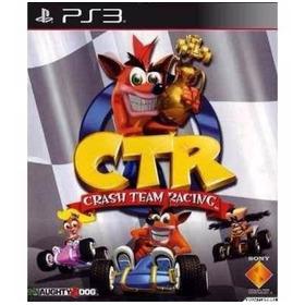 Crash Bandicoot Team Racing Ps3 Digital