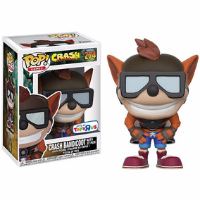 Jet Pop Pack Exclusive With Bandicoot Funko Crash Us Toys R 0nk8PwO