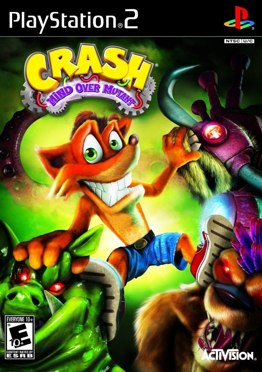 Jogo Do Habblet ~ Crash Of The Titans Para Playstation 2 (kit 6 Games Ps2