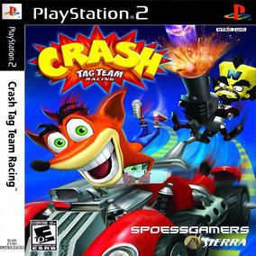 Crash Tag Team Racing Ps2 Desbloqueado Patch