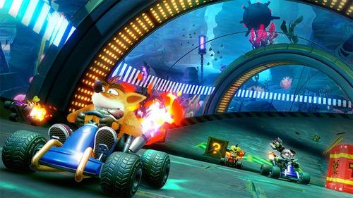 crash team racing nitro fueled ps4 digital 1°  pedilo yaa!