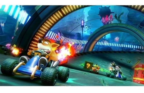 crash team racing nitro fueled ps4 digital en español garantia estreno  | juga con el nuestro |
