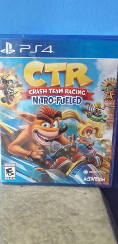 crash team racing nitro fueled (sellado de fábrica)