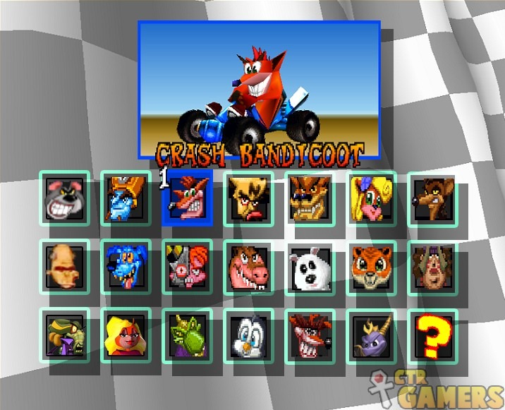 Resultado de imagem para crash team racing