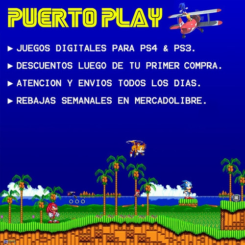 crash team racing ps4 digital / full español / 2°