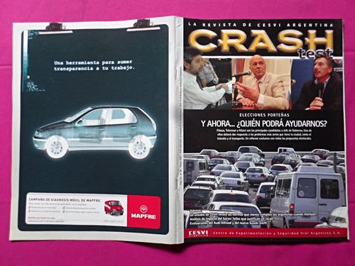 crash test nº 86, año: 2007, audi, suran crash test