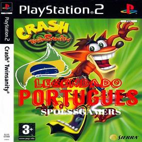 Crash Twinsanity Português Pt-br Ps2 Patch