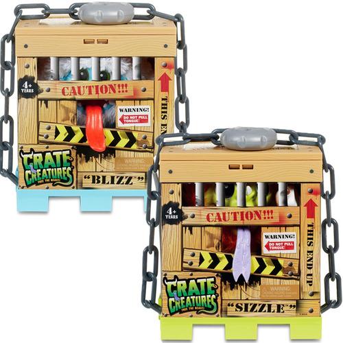 crate creatures mounstrito interactivo muñeco 549123 bigshop