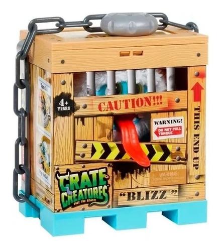 crate creatures peluche monstruito interactico con sonido
