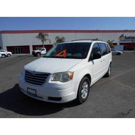 Crayler Town & Country Lx 2010