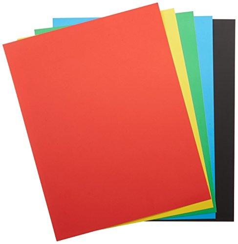 Crayola Cartel Junta 5 Hojas De Cálculo Y 5 Colores. - $ 113.900 en ...