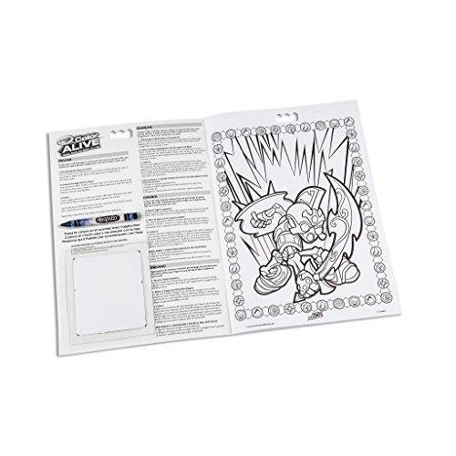 Crayola Color Alive Acción Para Colorear - Skylanders - $ 1,117.07 ...