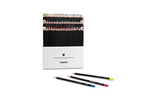 Crayola Color Escapes, Lápices De Colores, 72 Para Adultos ...