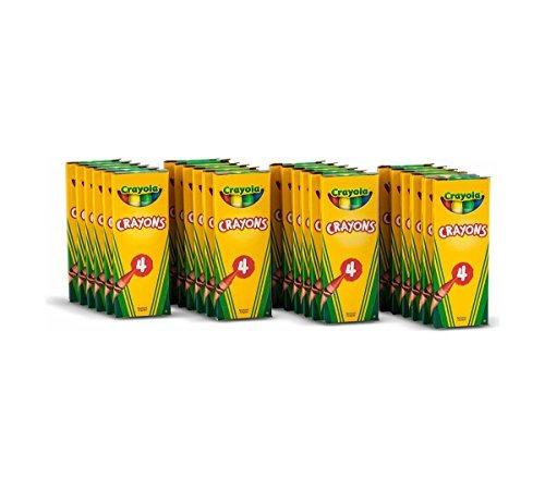 crayola crayola 4 ct - caja de 24 cajas por caja