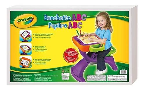 crayola escritorio infantil, nuevo original