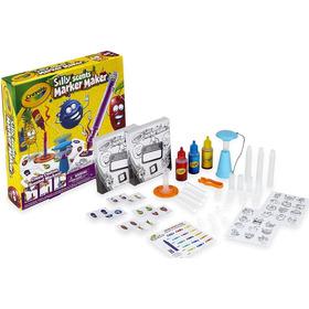 Crayola Fabrica De Marcadores - Silly Scents Marker Maker