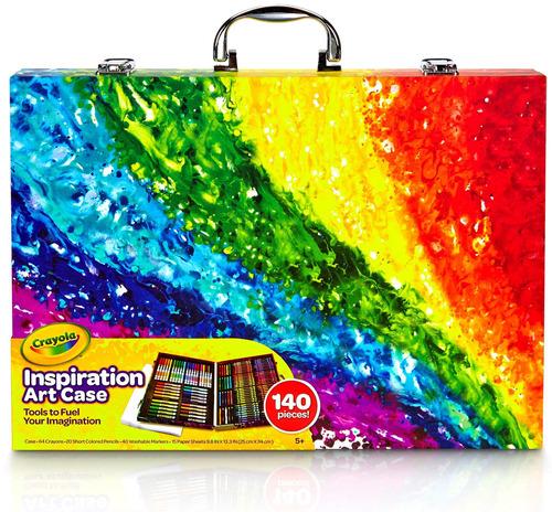crayola inspiración arte caso