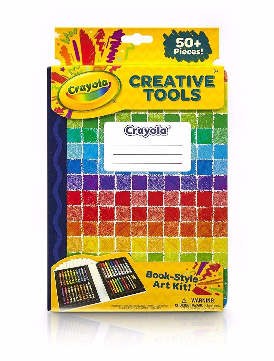 Crayola Kit De Arte Crayola Creative Tools Envio Gratis Ng ...