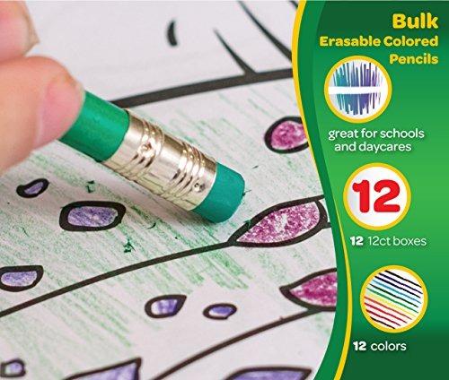 Crayola Lapices De Colores Borrables A - $ 256.733 en Mercado Libre