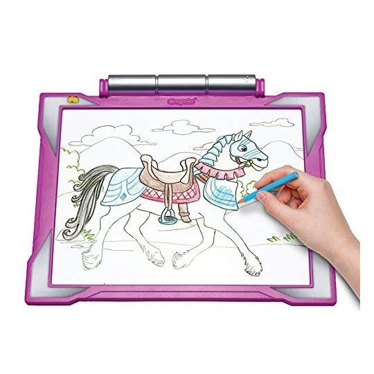 Crayola Light Up Tracing Pad Rosa *envio Gratis - $ 1,229.00 en ...