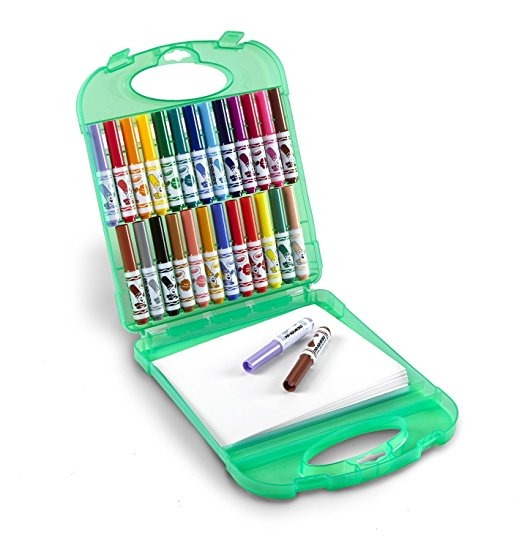 Crayola Pip-chirridos Marcadores Lavables Y Juego De Papel ...
