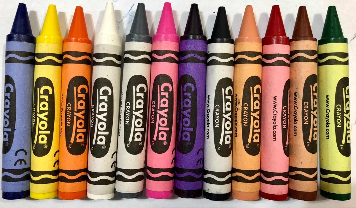 Crayola So Big 12 Crayones (4 Cajas) - $ 550.00 en Mercado Libre