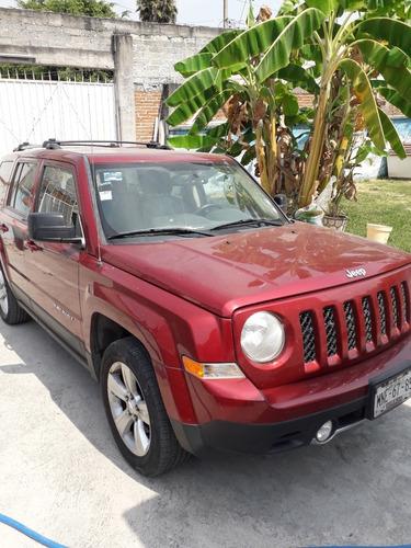craysler jeep patriot limite