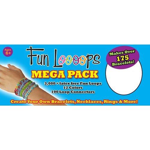 crazloom divertido loooops mega paquete