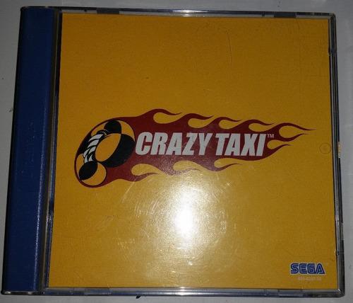 crazy taxi -sega dreamcast