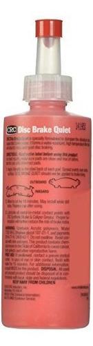 crc 05016 disc brake quiet 4 fl oz