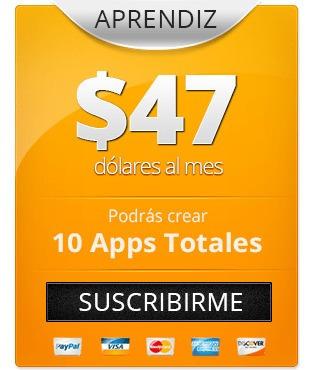 crea aplicaciones apps rentables (entrenamiento los 5 pasos)