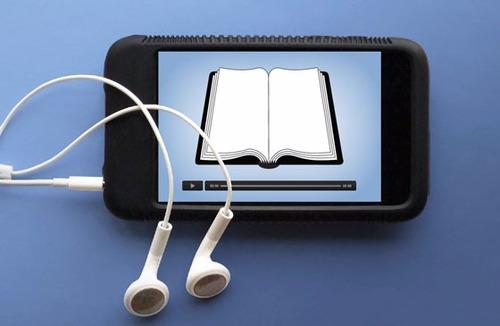 creacion de audiolibros por profesionales de audio