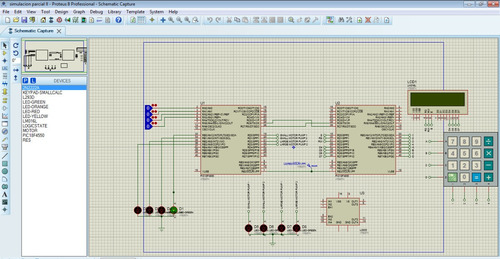 creación de circuitos electrónicos