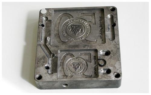 creación de código de diseños para fabricación de moldes