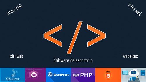 creacion de paginas web y sistemas de seguridad