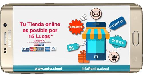 creacion de sitio web con tienda online