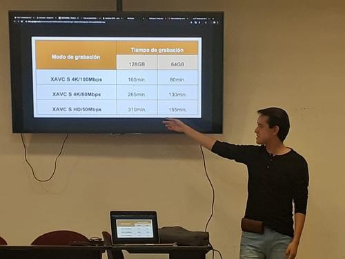 creación de videos y asesoramiento en producción multimedia