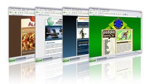 creación paginas web, adaptativa y de ultima tecnología web