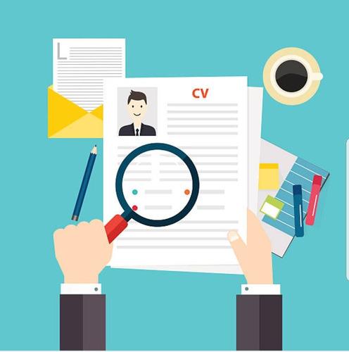 creacion y areglo de curriculum preparacion para entrevistas
