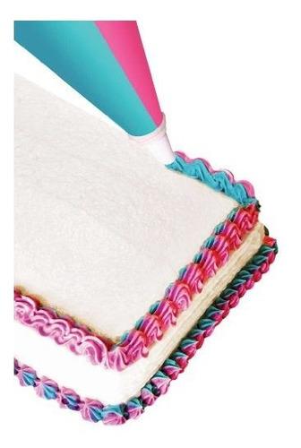 creaciones de cupcakes 990-1 9901 bolsas de dueto de hielo 2