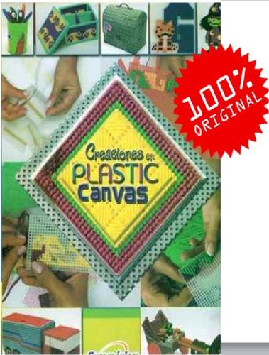 creaciones en plastic canvas 1 vol + dvd euromexico