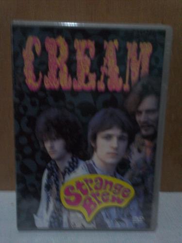 cream. strange brew. dvd.