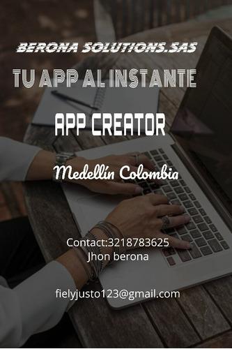 creamos app