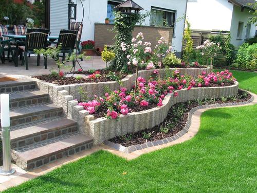 creamos jardines de ensueños