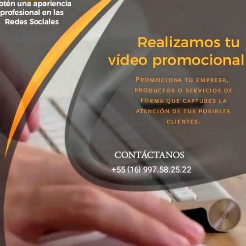 creamos videos promocionales de tu empresa