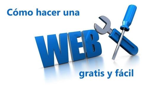 crear páginas web y aplicaciones